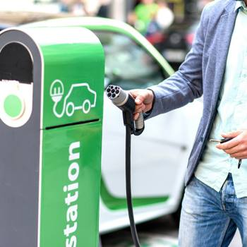 The game-changing charger for electric vehicles